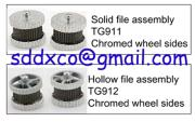 Wheel Units, Alluminum Wheel, Spark Wheel For Flint Lighter