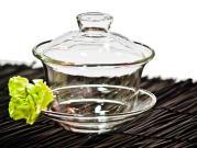 Glass Tea Cups