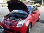 SUZUKI SWIFT HOOD DAMPER