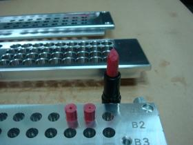 72 Cavities Lipstick Mould