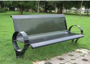 Steel Bench, Outdoor Benches