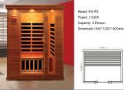 Wood Saunas