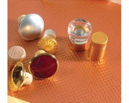 Plated Bottle Lid, Gold-Plated Against-Forge Bottle Lid