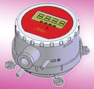 Air Differential Pressure Transmitter Sensor
