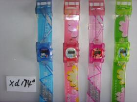 Het Elektronische Horloge van kinderen