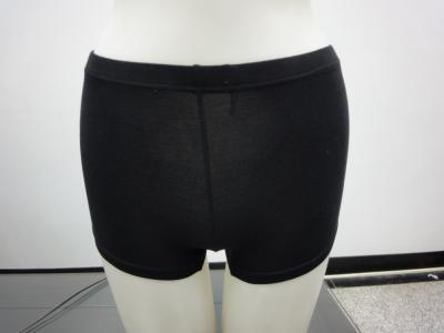 Woman's Safe Underwear
