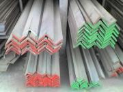 ステンレス鋼の角度棒