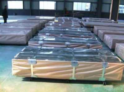 Zinc Corrugated Steel Roofing Sheet