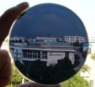 The Back Side Aspheric RX Polycarbonate Polarizers Lenses