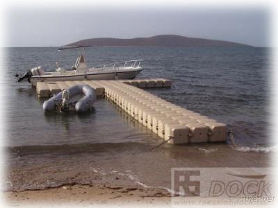 Modular Floating Dock / Combi-cube