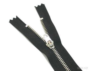 Nickel Zipper
