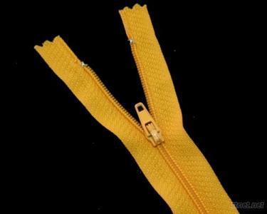 Nylonl Zipper