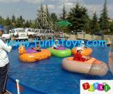 Aqua Boat, Inflatable Electric Boat