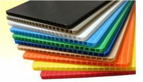 Flame Retardant Corrugated Plastic Sheet
