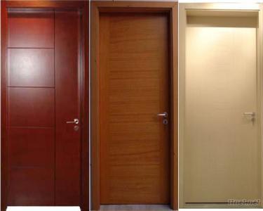 Solid Wooden Flush Door