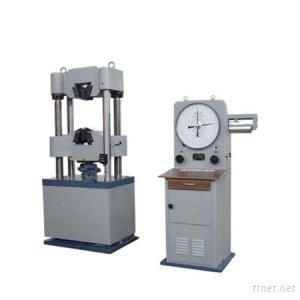 WE-B Series Hydraulic Universal Testing Machine