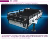 Filter Cloth Laser Marking Machine