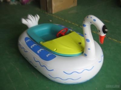SwanKiddieBumperBoat