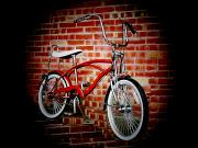 Lowrider Bike, Lowrider Bicycle, Beach Cruiser Bike