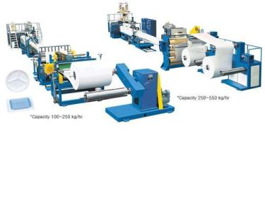 Ps Foam Sheet Production Line