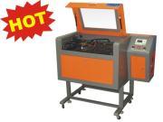 Laser Emgraving und Ausschnitt-Maschine