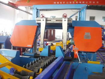 Pipe CNC Cutting Band Saw Machine