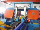 Rohr CNC-Ausschnitt-Band sah Maschine