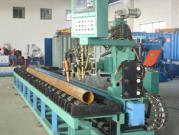 Pipe Plasma Cutting And Beveling Machine