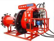 Pipeline Internal-Expanding End Beveling Machine