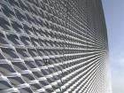Decorative Aluminum Expanded Metal Panel
