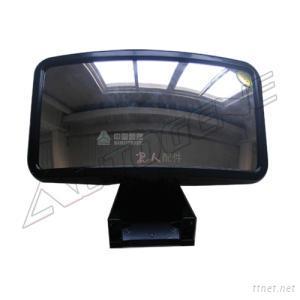 WG1600770007 Sinotruk Howo Heavy Duty Truck Side Mirror