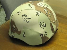 NIJ IIIA Aramid 헬멧