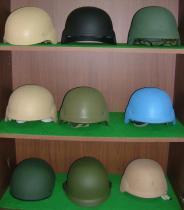 NIJ IIIA V50 헬멧 PASGT 헬멧