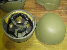 De Kogelvrije Helm NIJ IIIA van de Helm van Aramid