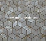 Natural River Shell Mosaic/Freshwater Mother Of Pearl Mosaic