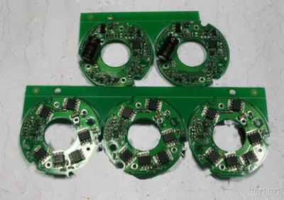 Sensorless BLDC Motor Controller