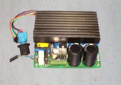 High Voltage Sensorless BLDC Motor Controller