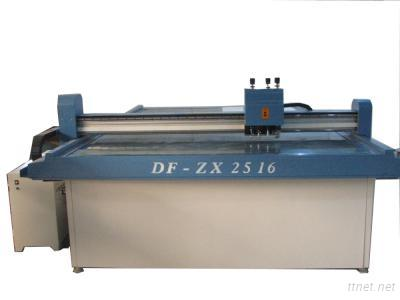 Carton Box Sample Cutting Machine