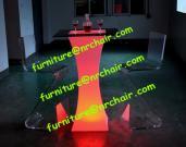 アクリルLEDの低い小テーブル