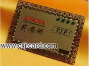 Metal Card, Metal Name Card