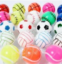 Personalized Bouncy Balls