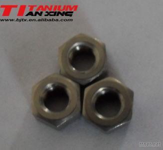 Titanium Hexagon Nut