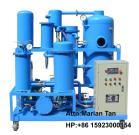 Verspil de Separator van het Water van de Olie, de VacuümZuiveringsinstallatie van de Olie