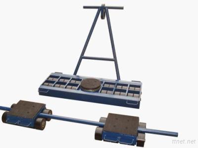 AKBK Model Cargo Trolley