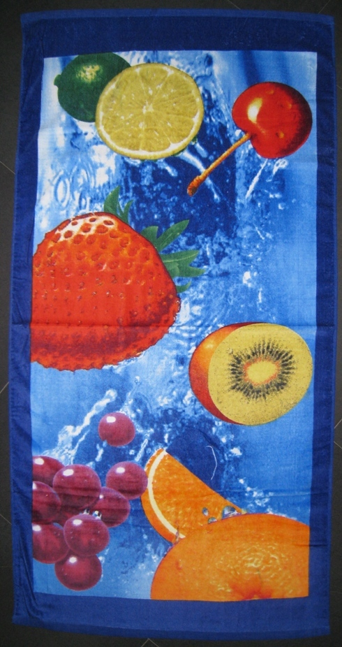 100% Cotton Personalized Beach Towels
