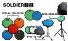 練習のドラム