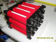 Batteries LFP LiFePO4 de phosphate de fer de lithium