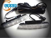 LEDDRL Daytime Running Light-Headlamp-5W