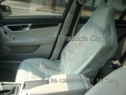 Disposable PE Car Seat Cover