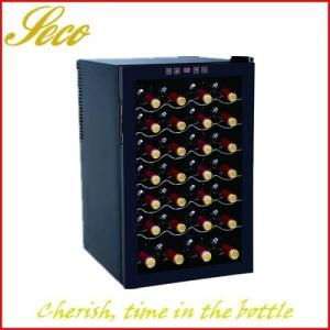 28 Bottles Thermo-Electronic Wine Chiller Cabinet